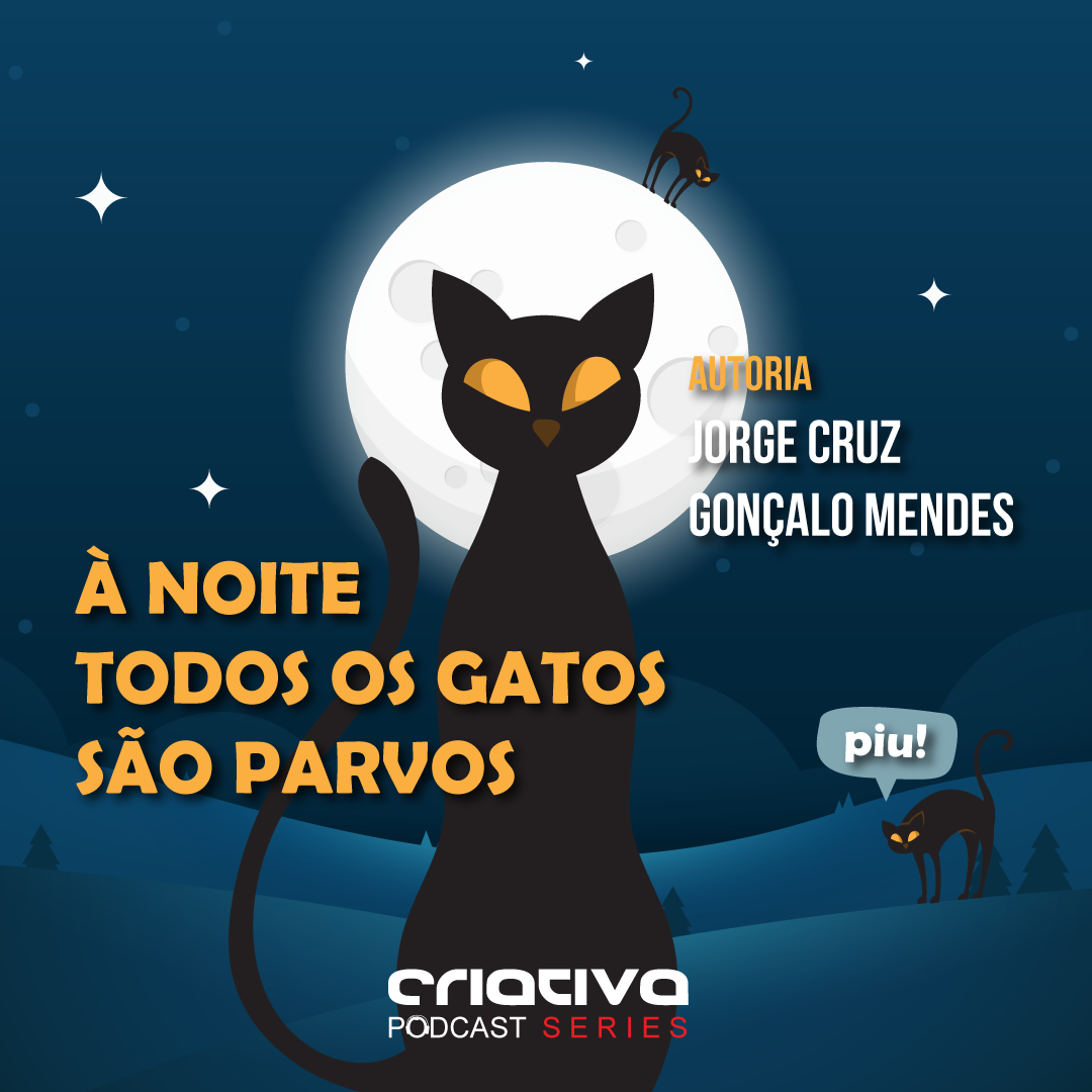 À NOITE TODOS OS GATOS SÃO PARVOS